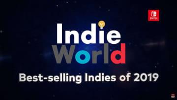 2019年スイッチでヒットしたインディーゲームたちーニンテンドーアメリカが発表