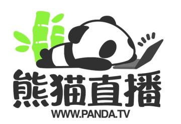 Screenshot of Panda TV's logo. (Image Credit: TechNode)