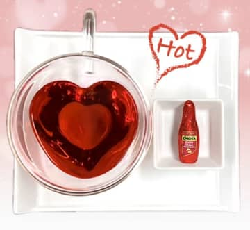 梅酒カクテル専門店「The CHOYA銀座 BAR」、バレンタイン向け限定メニューが登場