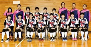 福井県選抜女子