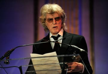 Radio personality Don Imus speaks at the 2010 AFTRA AMEE Awards at The Grand Ballroom at The Plaza Hotel on February 22, 2010, in New York City. - Larry Busacca/Getty Images North America/TNS