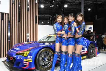 SUBARU BRZ GT GALS 2019 BREEZE【東京モーターショー2019】