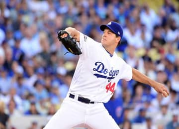 Dodgers Beat Cubs 6-0 in NLCS Game 3