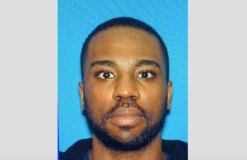 Howell Township police said Ricardo Cruickshank, 26, attacked two people at a party. (Howell Township police/)