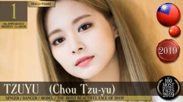 「最も美しい顔」世界トップのTWICEツウィ、「どうして?」故郷・台湾ではネットで討論も
