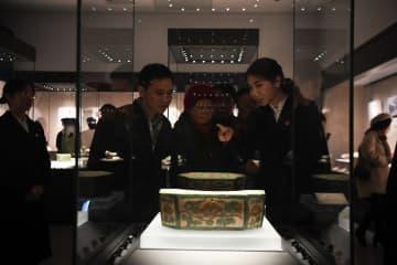 中国の枕の歴史を紹介する展覧会、湖南省長沙市で開幕
