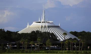 Space Mountain at the Walt Disney World Magic Kingdom on September 18, 2015, in Lake Buena Vista, Fla. - Ricardo Ramirez Buxeda/Orlando Sentinel/TNS