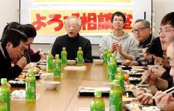 「最後の一人まで関わる」被災者訪問を若者にバトン 神戸の支援団体「よろず相談室」
