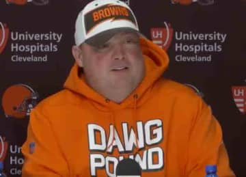 Freddie Kitchens named Browns' new head coach