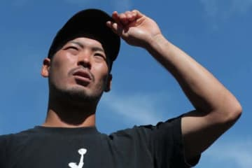 今季限りで現役を引退した中日・近藤弘基【写真:小西亮】