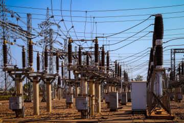 中国・ラオス鉄道の送電プロジェクトが着工
