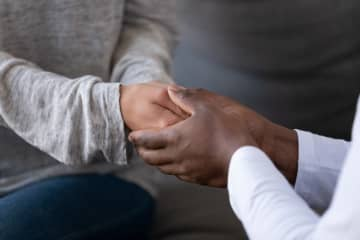 Rather than looking at the dating process like something you have to slog through in order to get to a relationship, try to think of it as forming the necessary building blocks to a relationship. - Dreamstime/Dreamstime/TNS