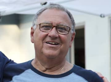 Michael Schiaretti Jr., 68, was a Trenton police officer for 43 years. (Family/)