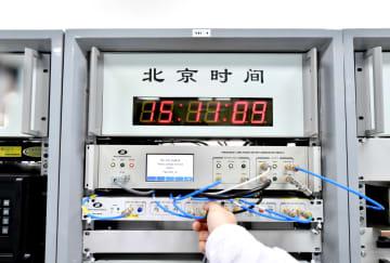 国家タイムサービスセンターを訪ねて 陝西省西安市