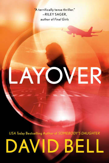 """Layover"" by David Bell. - Berkley/Amazon/TNS"