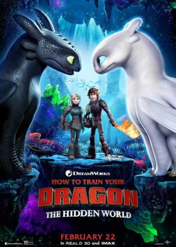 よりによってスター・ウォーズ完結編と公開日がブッキングの完結編『ヒックとドラゴン 聖地への冒険』 Universal Pictures / Photofest / ゲッティ イメージズ