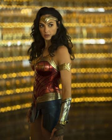 Gal Gadot returns as the Amazing Amazon in 'Wonder Woman 1984.' - Clay Enos/Warner Bros/TNS/TNS