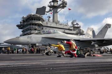 Jeremiah Bartelt/U.S. Navy/Zuma Press/TNS