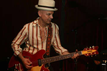 """James Mastro will present """"Jimmie's Angels Live at the Parlour'' on Saturday, Jan. 4, 2020, at the Fox & Crow in the Jersey City Heights. (Jim Testa/)"""