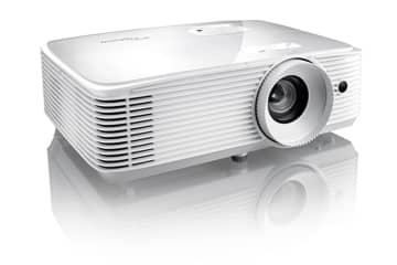 Optoma HD27HDR projector. - optoma.com/TNS/TNS