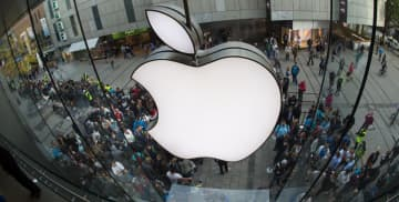 If you return a gift to Apple, you'll receive a refund in the form of an electronic Apple gift card via email. (Peter Kneffel/AP Photo/The Plain Dealer)  (Peter Kneffel/)