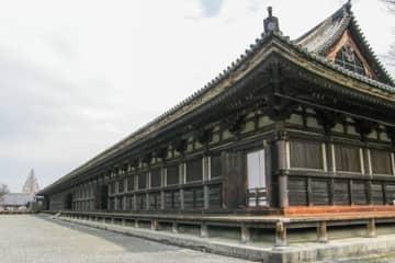 京都の蓮華王院 三十三間堂も「ねずみ所縁神社仏閣」のひとつ。