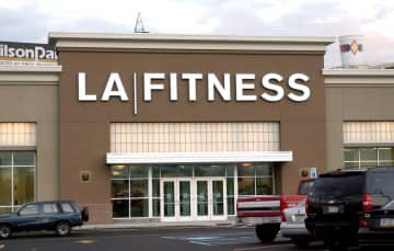An LA Fitness is one of three businesses replacing a shuttered Sears, along with Ulta Beauty and Homesense. (Kelby Anderko/Express-Times) (Kelby Anderko/)