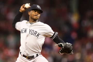 ヤンキースのドミンゴ・ヘルマン【写真:Getty Images】