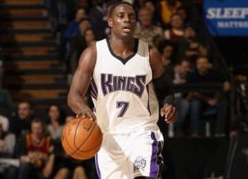Darren Collison: Cleveland Cavaliers v Sacramento Kings