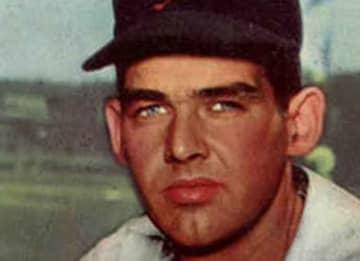 Don Larsen in 1954