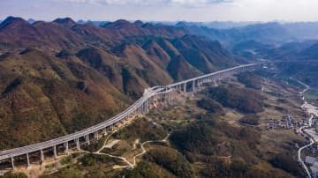 紫望・平羅両高速道路が開通 観光の発展を促進 貴州省