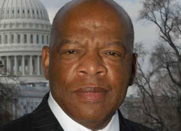 Rep. John Lewis (D-Georgia)