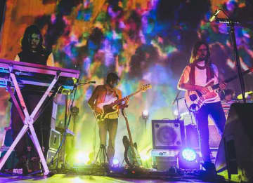 Tame Impala in concert