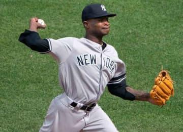 Yankees' Domingo German