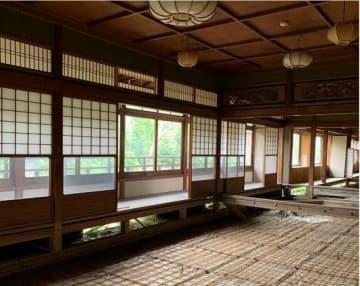 改装前の古民家(京都市右京区)