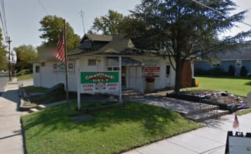 The owner of the Shamrock Deli, Jerome Pastore, 52, of West Berlin, was stabbed to death outside his store on Friday. (Google /)