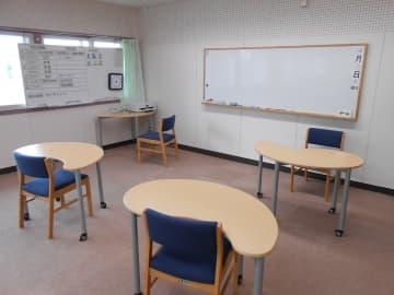 発達障害のある子どもらが利用する通級指導教室=大和市特別支援教育センター