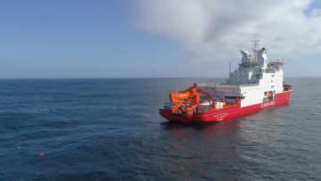 中国、コスモノート海で海洋生態系調査を初めて実施
