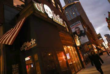 El Hefe restaurant/bar in December in River North. - Abel Uribe/Chicago Tribune/TNS