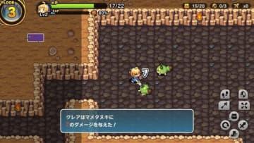 ドット絵ダンジョンRPG『魔女の迷宮』Steam版が1月30日発売!シンプルで初心者でも楽しめる