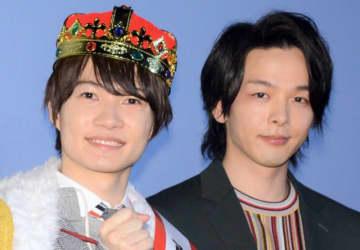 神木隆之介&中村倫也(写真は2019年12月に撮影)