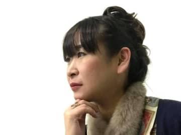 Naoko Iwanaga / BuzzFeed 相模原事件を「自分ごと」として考えようとしてきた作家の雨宮処凛さん