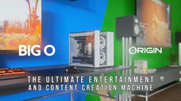 PS4またはXbox Oneを内蔵したゲーミングPC「Big O」が一般販売へ! カスタム可能で価格は2,499ドルから