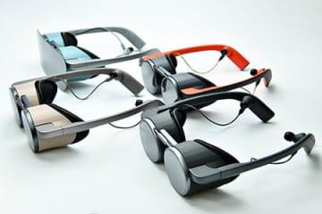 世界初のHDR対応の眼鏡型VRグラス