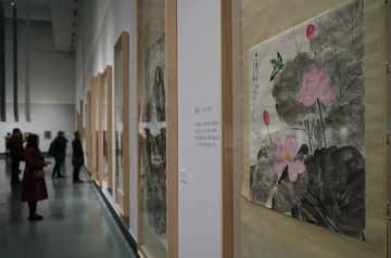 「江南を振り返る-蘇州美術画賽会100周年特別展」開催 江蘇省蘇州市