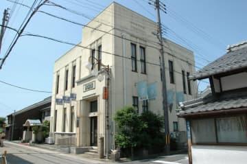 大正時代の洋風建築・俳遊館(滋賀県彦根市)