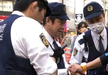 東京オリンピック中に山口組抗争が起こる可能性 警備する警察官の人員削減が問題視 安倍政権は人命を守れるのか