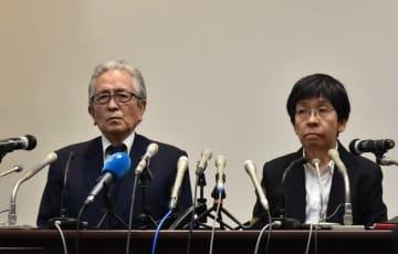 Kota Hatachi / BuzzFeed 社会福祉法人かながわ共同会の草光純二理事長(左)と入倉園長