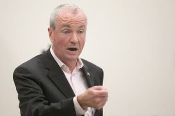 Gov. Phil Murphy is shown in a file photo. (Aristide Economopoulos | NJ Advance Media for NJ.com/)