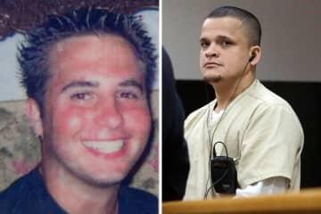 "Authorities say Joseph Tremarco, left, was beaten to death by Welder ""Dario"" Morente Dubon in 2007. (file photo/)"